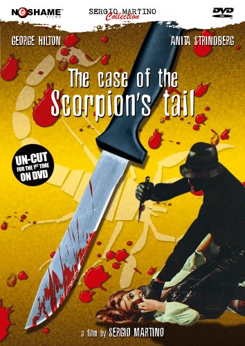 The Case of the Scorpion's Tail (Hilton Head Collection)