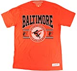 Baltimore Orioles Mitchell & Ness Men's Early Innings Tailored T-Shirt
