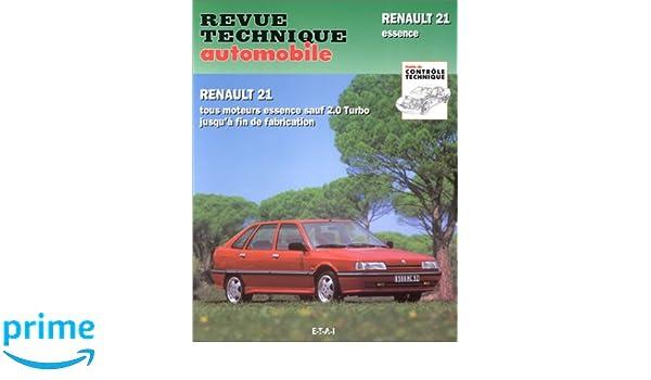 Rta 710.3 Renault 21 & nevada essence: Amazon.es: Etai: Libros en idiomas extranjeros