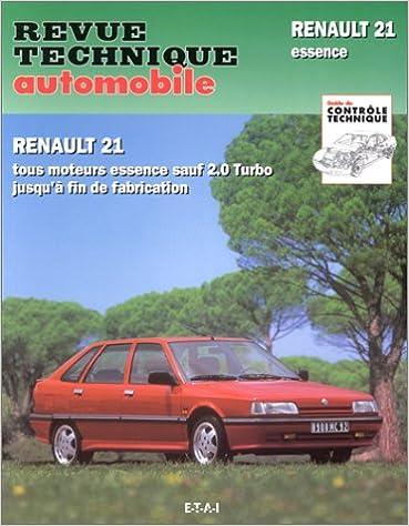 Téléchargements de livres audio gratuits torrent Revue Technique Automobile, numéro 710.3 : Renault 21 et névada, Tous moteurs essence sauf 2.0 Turbo PDB