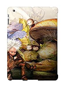 Ideal Treponemaor Film Case Cover For Ipad 2/3/4(arthur & The Invisibles), Cartoon Protective Stylish Adventure Movie Case by icecream design