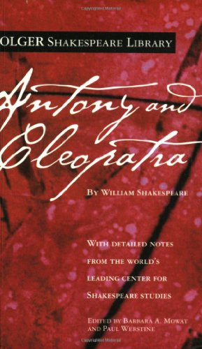 Antony and cleopatra analysis