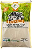Organic Whole Wheat Flour (Atta) - 10 Lbs