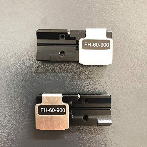 Fujikura FSM-60R FSM-70R FSM-12S FSM-12R FSM-11S FSM-19S FSM-70S FSM-19R fiber splicer 900um fiber pressure plate Fiber holder Fiber optic clamp FH-60-900 1pair