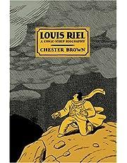 Louis Riel - a Comic-Strip Biography