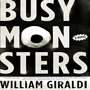 Busy Monsters Audiobook