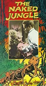 NAKED JUNGLE (VHS) CHARLTON HESTON-ELEANOR PARKER 1953