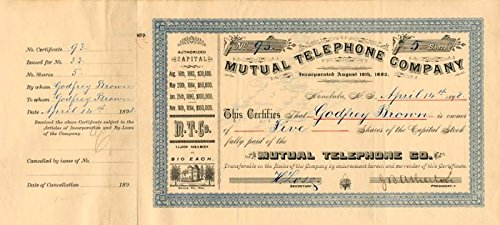 Mutual Telephone Company