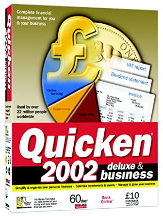 quicken 98 money 2000