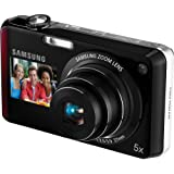 Samsung TL210 DualView 12.4 MP Digital Camera with 5X Optical Zoom (Red)