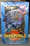 Overpower Trading Card Game Marvel Base Set Booster Box 36 Packs