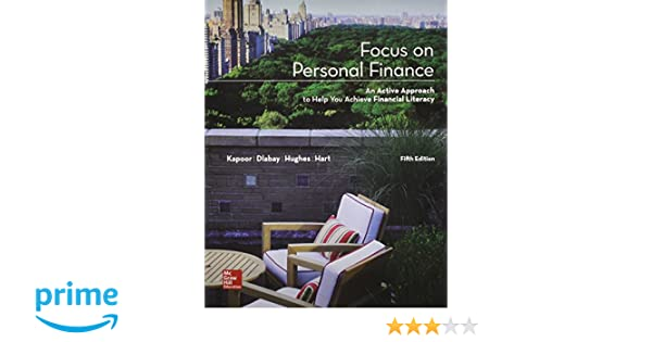 Focus on personal finance with connect access card with learnsmart focus on personal finance with connect access card with learnsmart jack r kapoor les r dlabay professor robert j hughes 9781259407680 amazon fandeluxe Gallery