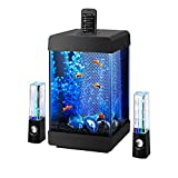 Aqueon Jukebox 5 LED Fish Tank Aquarium Kit