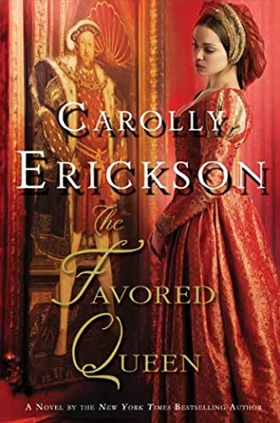 book cover of The Favored Queen