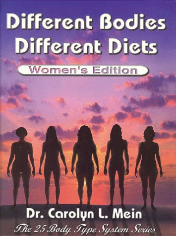Different Bodies, Different Diets - Women's Edition