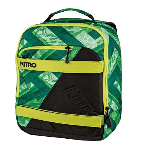 Multi Axis Snowboards Green Nitro Coloured Verde Rucksack Wicked Pack RISfx