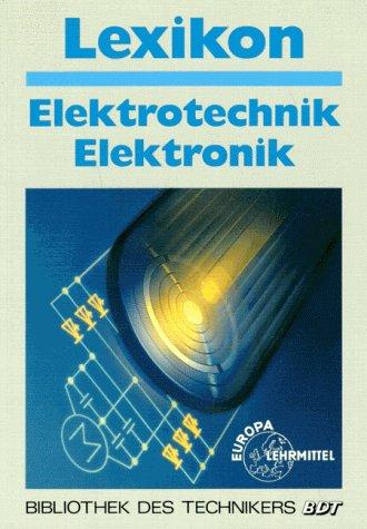 Lexikon Elektrotechnik, Elektronik