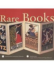 Rare Books: Cooper-Hewitt, National Design Museum, Smithsonian