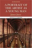 img - for A Portrait of the Artist as a Young Man (Case Studies in Contemporary Criticism) book / textbook / text book