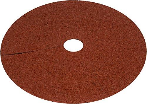 "Trademark Innovations Reversible Mulch Ring Tree Protector Mat, 30"""