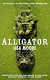 Front cover for the book Alligator by Lisa Moore