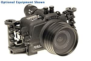 Aquatica 5D MK II - Canon 5D MK II Digital Camera Housing with dual bulkheads