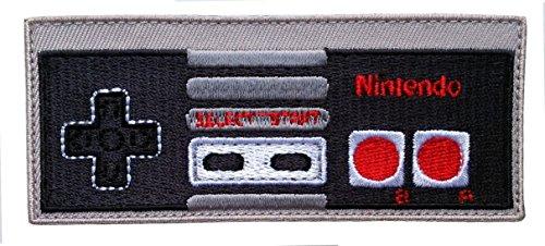 Controller Nintendo Classic Backpack Applique