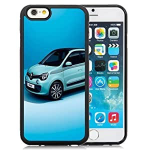 New Personalized Custom Designed For iPhone 5 5s TPU Phone Case For 2014 Renault Twingo Phone Case Cover