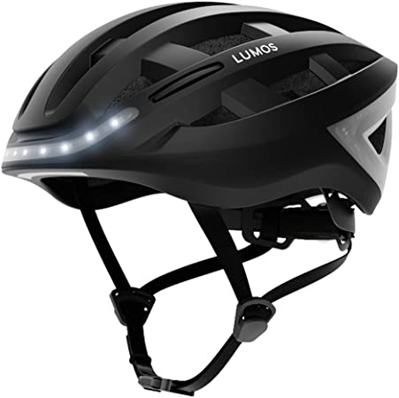 LUMOS Kickstart Smart Helmet | Amazon