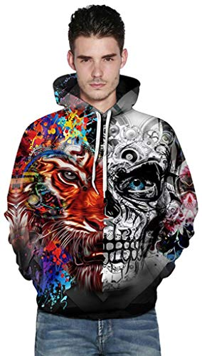Lbh001 A Jeansian multicolor Femme Hoodies 3d Sweatshirt Capuche 010 Gar Fille on Unisexe Homme Pullover Sweats Printed Eaqvrwa60n