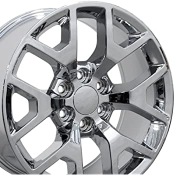 Amazon Com Wheels Fit Gm Truck And Suv Gmc Denali Style