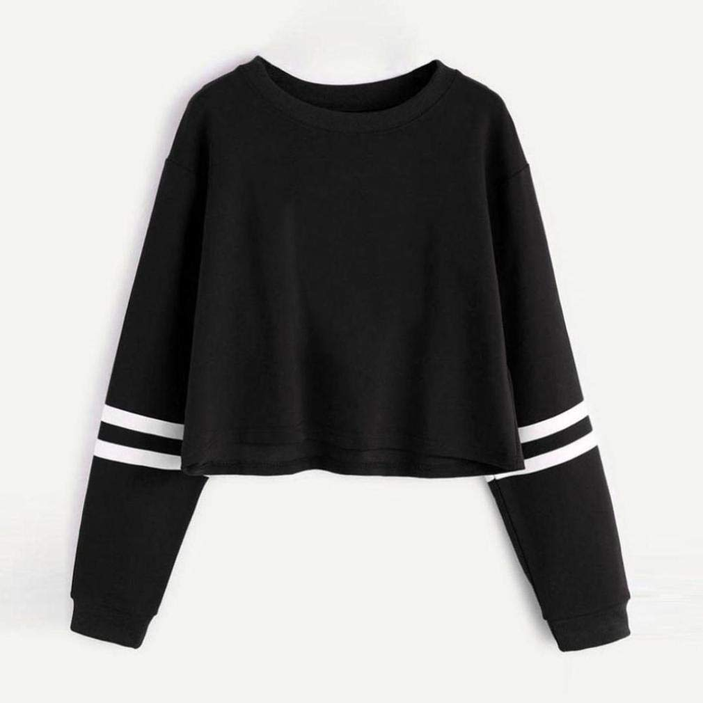 Amazon.com: Big Sale! Women Sweatshirt Daoroka Cotton Long Sleeve Eyes Cute O Neck Autumn Winter Warm Jumper Blouse Sport Tops: Arts, Crafts & Sewing