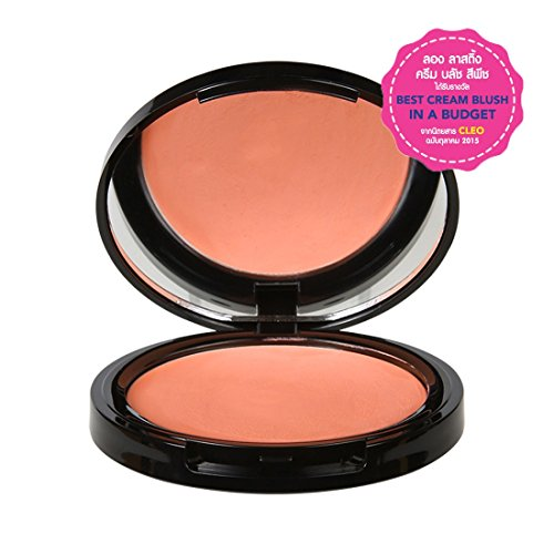 Buy cheap make color fantasy long lasting cream blush peach best budget creationism cheeks bright glow naturally