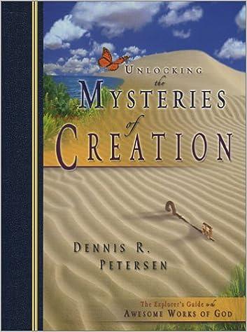\TOP\ Unlocking The Mysteries Of Creation. private Chance tienda grasp Office otros