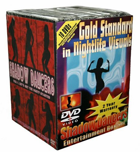 Shadow Dancers: Entertainment Box Set by Music Video Dist