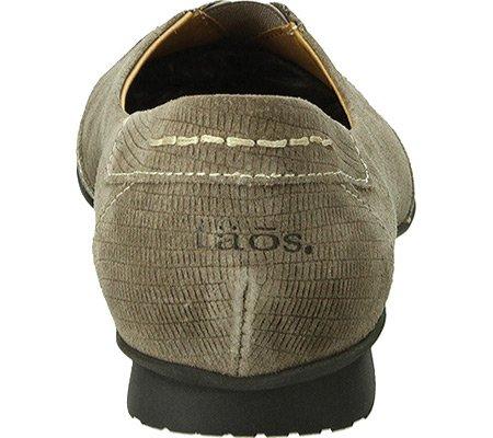 Womens Marvey On Khaki Slip Leather Taos Footwear Footwear Taos Suede IWPcqtA