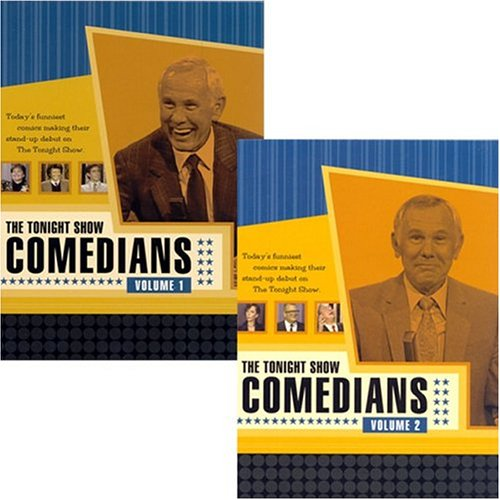 The Tonight Show - Comedians Vol. 1 & 2 (Amazon.com Exclusive) by