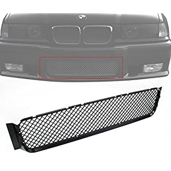 Car Parts Depot Front Bumper Grille Center