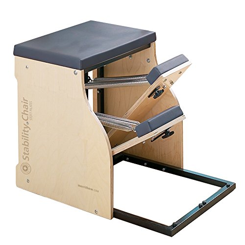 Split-Pedal Stability Chair