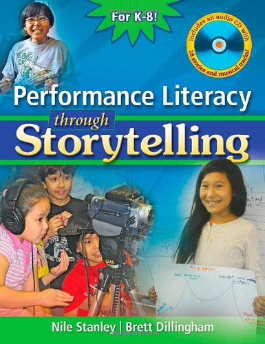 Performance Literacy through Storytelling (Maupin House)