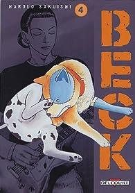 Beck, tome 4 par Harold Sakuishi