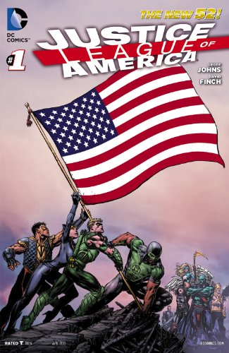 Justice League of America (2013-) #1