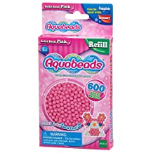 Aquabeads AB32588 Solid Beads Refill Pack, Pink