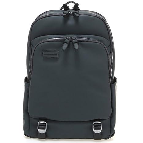 Mandarina Duck unisex Touch pato pvt08 Casual mochila escolar bolsa portátil de almacenamiento & clave Anillo