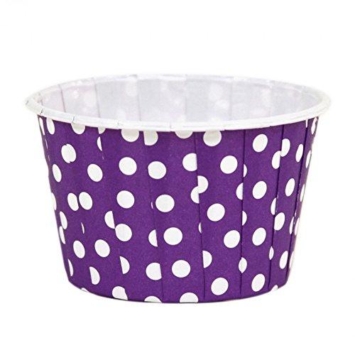 Dress My Cupcake Rippled Purple