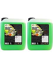 TUGA Alu-Teufel Spezial Velgenreiniger, actieve gel, zuurvrij, groen, 5 liter, 2 x 5 liter