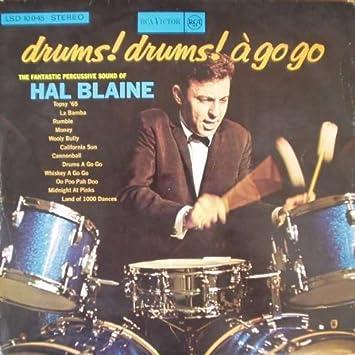 Image result for HAL BLAINE