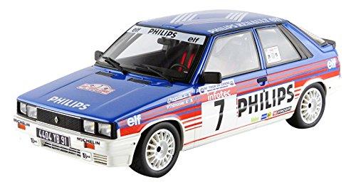 Otto Mobile ot194 - Renault R 11 Turbo Gr a - Tour De Corse 1986 - Escala 1/18 - azul/blanco/rojo: Amazon.es: Juguetes y juegos