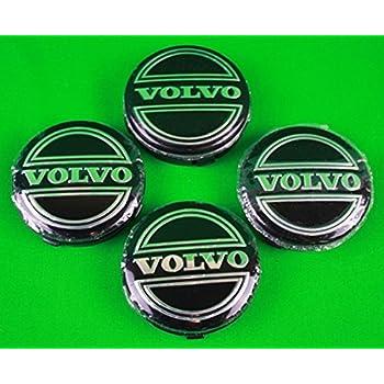 Amazon.com: 4pcs W001 64 mm Emblem Badge Rueda Hub Caps ...