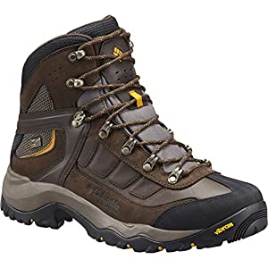 Columbia Daska Pass III Titanium Outdry Walking Boots 8 D(M) US Mud Squash
